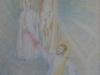 dipinto MARIA AUXILIUM CHRISTIANORUM: da una testimonianza di p. Raffaele