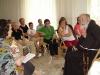 Giugno 2009, Caserta: Padre Bernardino Bucci tiene una conferenza su Luisa Piccarreta