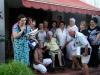 28/08/2009: alla villetta di mamma Pina dopo la Messa